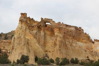 Cottonwood Canyon Road - Grosvenor Arch