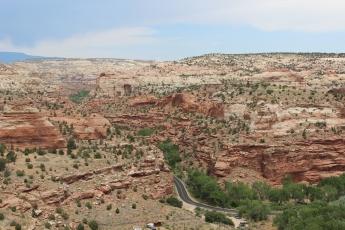Head of the Rocks Overlook